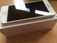 iPhone 6 Plus 16gb silver excellent condition - unlocked