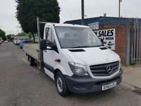 Mercedes-Benz Sprinter 2.1TD 316CDI LWB TWIN TURBO DROPSIDE DIESEL VAN