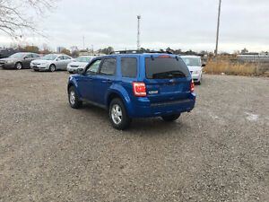 2011 Ford Escape SUV, Crossover Windsor Region Ontario image 2