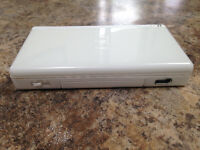Lightly Used White Nintendo DS + 2 games