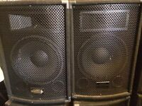KAM ZP12 Speakers x2 in Amazing condition!