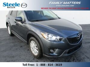 2013 MAZDA CX-5 GS (INCLUDES NO CHARGE WARRANTY)