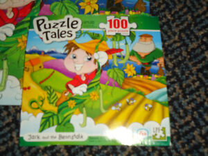 Jack and the Beanstalk Puzzle~~100 Pieces! Kingston Kingston Area image 5