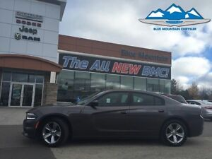 2015 Dodge Charger SXT  BLUETOOTH, HEATED SEATS, CERTIFIED/ETEST