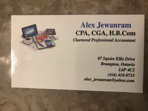 CPA -  Accounting, Taxation and Bookkeeping Services