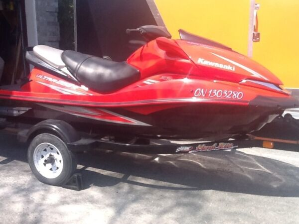 Used 2008 Other KAWASAKI ULTRA 250X