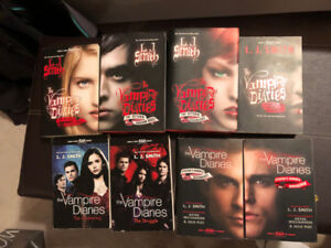 Vampire Diaries Books for Sale!
