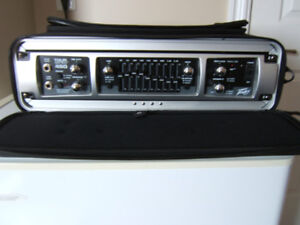 Peavey Bass Amp Head and Cabinet