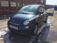 Bargain fiat punto 500 diesel 1 owner, only £20 road tax, great MPG