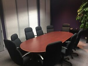 Downtown Boardroom, Meeting Room and Daily Office Space