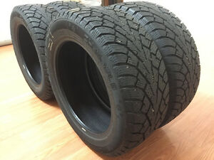 Full Set Of New Noble Z88 Winter Tires 205/55/16's