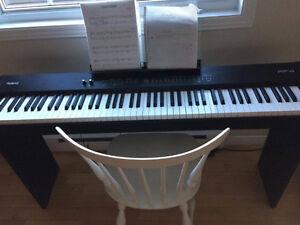 Piano électrique Roland FP-4