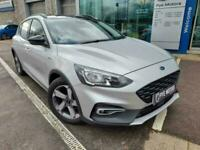 2020 Ford Focus 1.0 EcoBoost Hybrid mHEV 125 Active Edition 5dr Petrol Manual