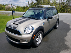 2009 Mini Cooper S Clubman 6 speed Manual