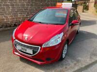 2013 Peugeot 208 1.0 VTi Access+ 5dr HATCHBACK Petrol Manual