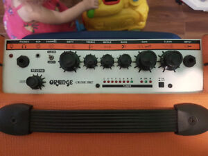 Orange Crush 35rt Guitar Amplifier
