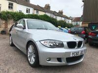BMW 1 Series 2.0 118d M Sport 5dr£5,795 2010 (60 reg), Hatchback