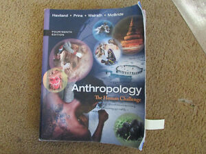 Anthropology - The Human Challenge