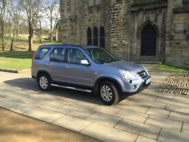 Honda CR-V 2.2 diesel sport,2006 Reg,£1999.