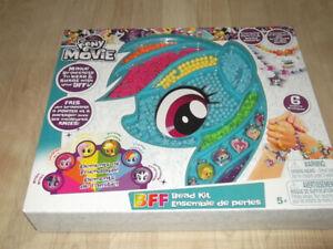 BFF ensemble de perles my little pony neuf