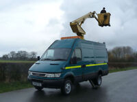 Iveco Daily50 C13 4 X 2 Powered Access Platform