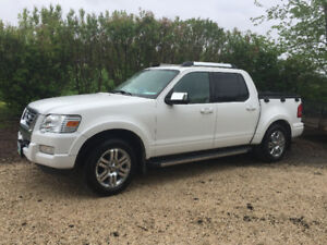 2007 Ford Explorer Sport Trac Limited Pickup Truck