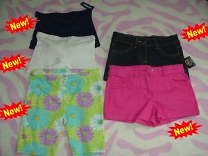 Size 6 Girl's --- Shorts Lot (6 pairs for $15)