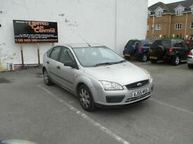 Ford Focus 1.6TDCi (110ps) LX Hatchback 5d 1560cc CVT