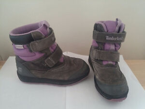Chaussures bottes hiver Timberland P.12 / 30 Neuf