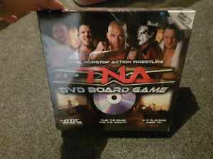 TNA DVD board game