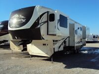 2014 Big Country 5TH wheel