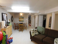 Central location, Spacious, Quiet, 1 Bed room suite, Avail Jan 1