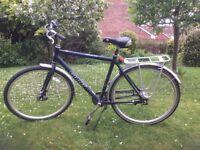Man's 'Giant' town bike