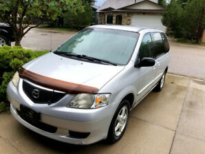 2003 Mazda MPV -V Good condition-Active Alberta Registration