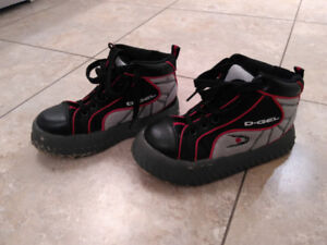 souliers de ballon-balai