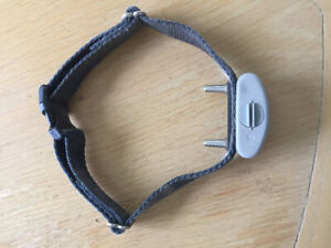 Invisible Fence Dog Collar/ one new battery
