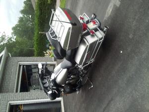 2008 Harley Davidson FLHTC