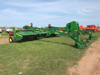 USED JOHN DEERE 946 MOWER CONDITIONER Moncton New Brunswick Preview