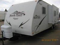 2008 Northtrail 28 ft Bunkhouse Travel Trailer FOR SALE BY OWNER