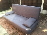 IKEA Beddinge 3 seat sofa bed (double bed)