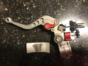 CRG GP shorty clutch assembly