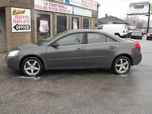 2008 PONTIAC G6 SE  SUNROOF  LOADED  AUTO  SAFETIED AND E-TESTED