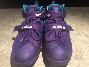 Girls Lebron James basketball sneakers