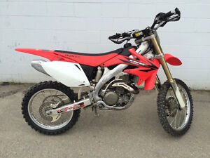 2006 Honda CRF450R for sale