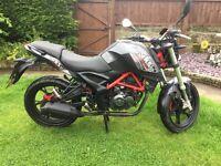 125 cc KSR moto