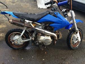 Moto z-star 110cc