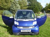 Smart ForTwo Passion Cabriolet 2003