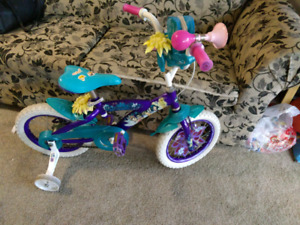 Girl bike for sale 50$