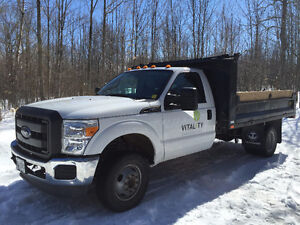 2013 Ford F-350 Dump truck Other