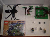 Harry Potter Lego, Aragog Spider.